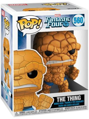 Funko POP Marvel THE THING 560 Fantastic Four
