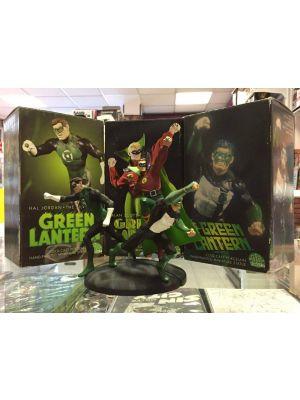 green lanterna diorama