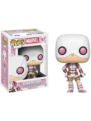 Funko PopGwenpool Pop Vinyl Pop Marvel 197