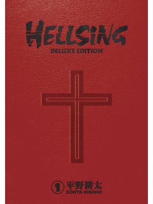 HELLSING DELUXE EDITION HC VOL 01 - INGLESE