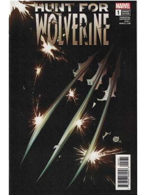 Hunt for Wolverine #1 Adam Kubert