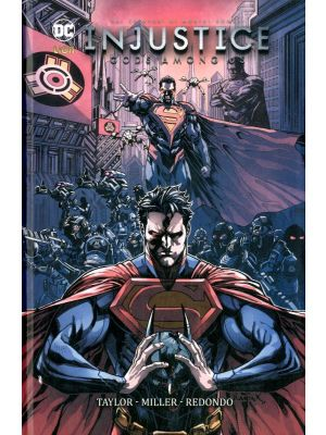 INJUSTICE GODS AMONG US Volume - n° 3 - brossurato