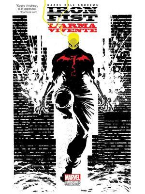Iron Fist: L'Arma Vivente Marvel Super Sized Collection