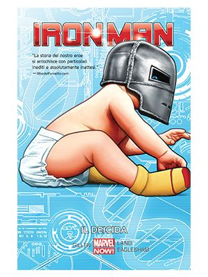 IRON MAN VOLUME 2 IL DEICIDA - MARVEL NOW COLLECTION
