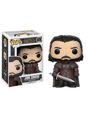 Funko Pop! Vinile Game Of Thrones- Jon Snow