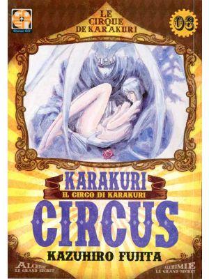 Karakuri Circus 6