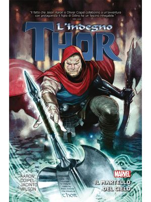 L'INDEGNO THOR - IL MARTELLO DEL CIELO -MARVEL COLLECTION