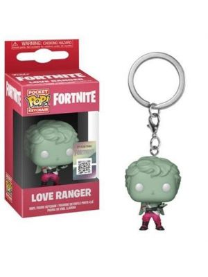 PORTACHIAVI FUNKO POP! - LOVE RANGER - FORTNITE