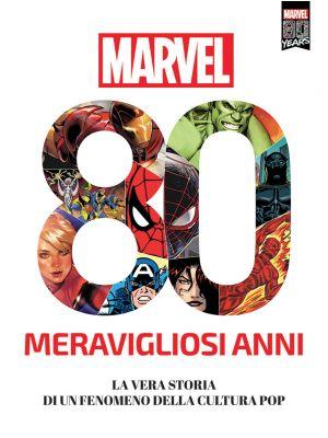 Marvel: 80 Amazing Years