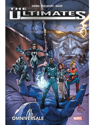 Ultimates Marvel Deluxe