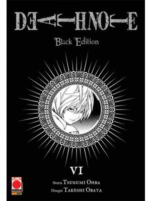 DEATH NOTE BLACK EDITION 6
