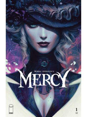 MERCY #1 MIRKA ANDOLFO variant Artgerm