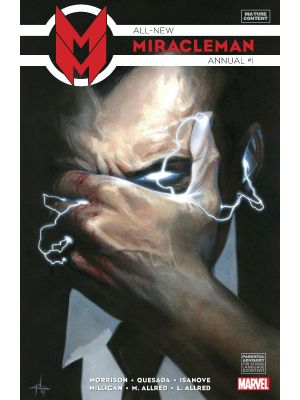 All New Miracleman annual # 1