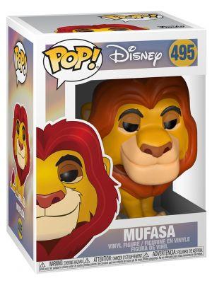 Funko Pop - Disney  Mufasa 495
