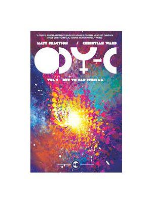ODY-C #1 originale image  inglese