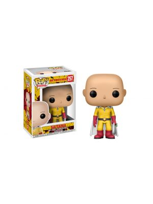 Funko Pop! Vinyl Figure -One Punch Man - Saitama