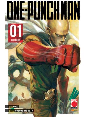 ONE-PUNCH MAN 1 TERZA RISTAMPA