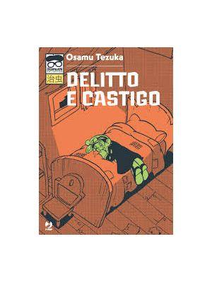 DELITTO E CASTIGO   Osamu Tezuka