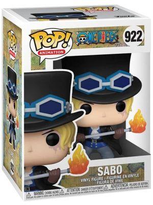 Funko  POP Animation One Piece - Sabo 922