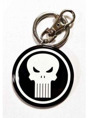PORTACHIAVI PUNISHER MARVEL