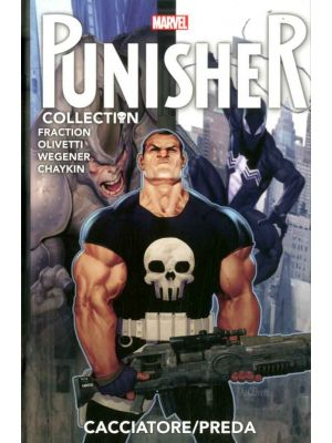 Punisher Collection 11 - Cacciatore/Preda
