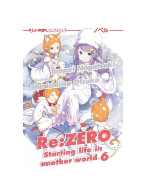 Re:Zero starting life in another world  (Light Novel 6)