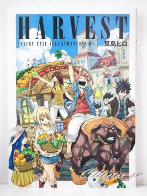 HARVEST – FAIRY TAIL ILLUSTRATIONS II