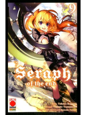 SERAPH OF THE END  9 Ristampa