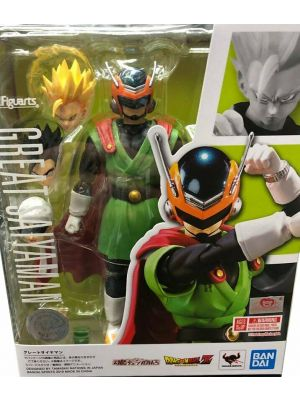 DRAGON BALL Z GREAT SAIYAMAN SHF