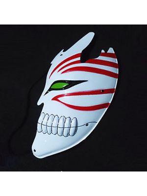 scavato ichigo mezzo volto maschera cosplay