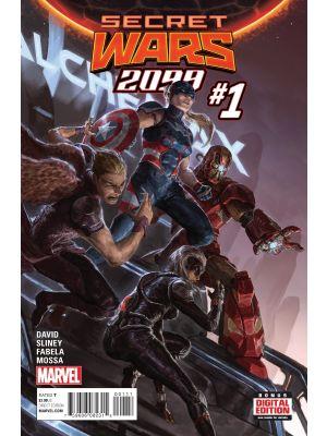 Secret Wars 2099 Vol 1