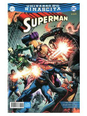SUPERMAN #27 - Rinascita