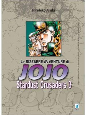 LE BIZZARRE AVVENTURE DI JOJO  STARDUST CRUSADERS 3