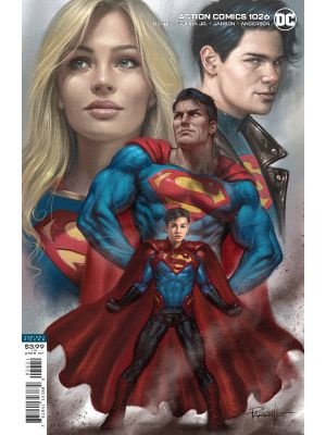 ACTION COMICS 1026 VARIANT PARILLO
