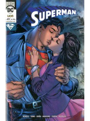 SUPERMAN 49 rinascita VARIANT COMPONIBILE
