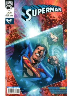 SUPERMAN  53 rinascita