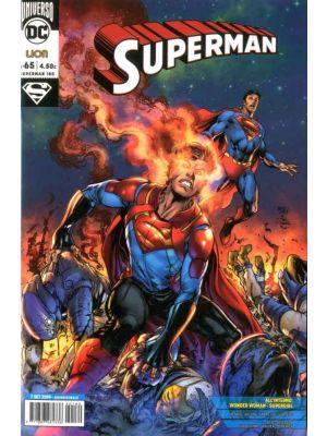 SUPERMAN 65 rinascita