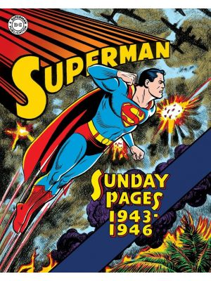 SUPERMAN THE GOLDEN AGE SUNDAYS 1943-1946