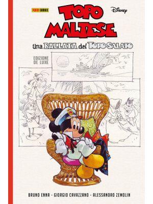 Topo Maltese Una ballata del Topo Salato Topolino Super Deluxe Edition   3