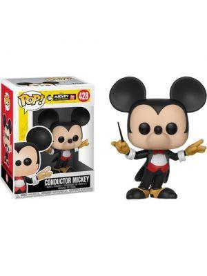 Funko Pop! Conductor Mickey 428