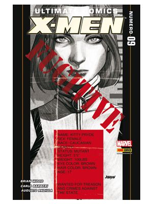ULTIMATE X-MEN 9