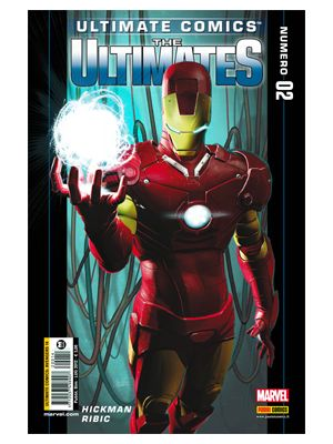 ULTIMATE COMICS AVENGERS 14   ULTIMATES 2