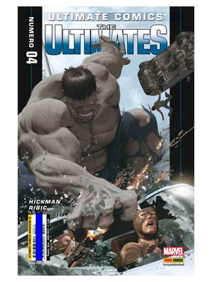 ULTIMATE COMICS AVENGERS 16   ULTIMATES 4