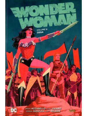 WONDER WOMAN New 52 - n° 6  OSSA