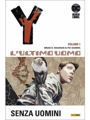 Y L`ULTIMO UOMO VOLUME 1 SENZA UOMINI - DC BLACK LABEL HITS