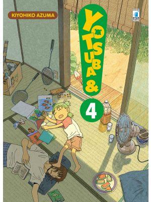 YOTSUBA&! 4
