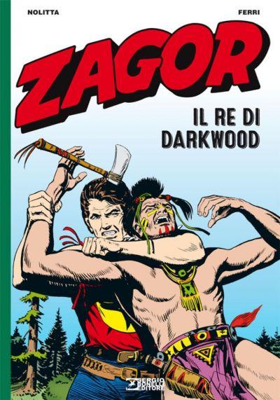 Zagor Il re di Darkwood