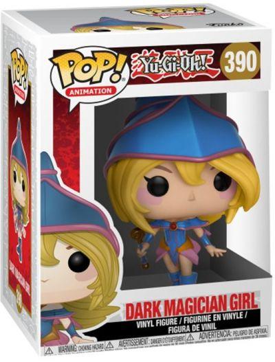 Funko Pop Dark Magician Girl Vinyl Figure 390 Yu-Gi-Oh!