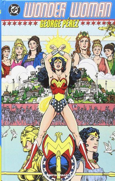Wonder Woman Di George Perez #01 #02 Classici DC -