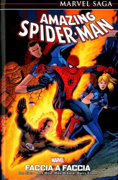 FACCIA A FACCIA  AMAZING SPIDER-MAN MARVEL SAGA - N° 8